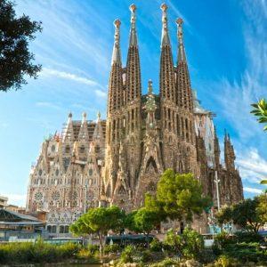 La Sagrada Familia (Саграда Фамилия)
