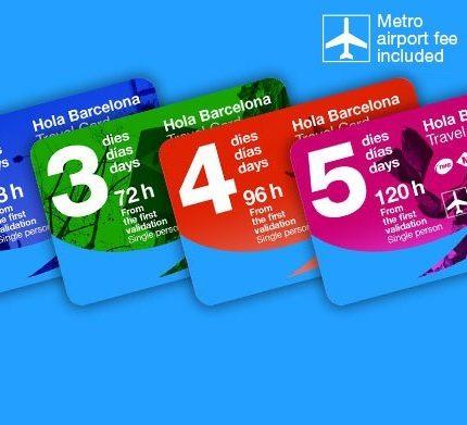 Проездные билеты в Барселоне